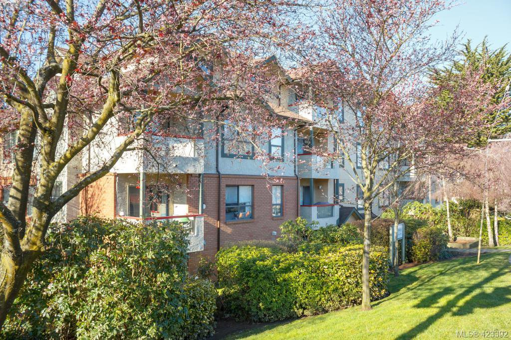 Main Photo: 104 7 W Gorge Road in VICTORIA: SW Gorge Condo Apartment for sale (Saanich West)  : MLS®# 423392