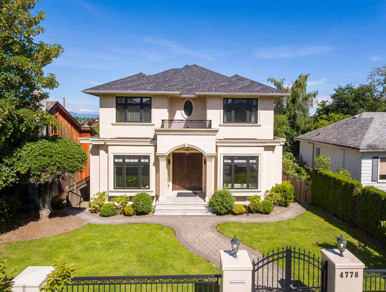 Main Photo: 4778 TRAFALGAR Street in Vancouver: MacKenzie Heights House for sale (Vancouver West)  : MLS®# R2466669