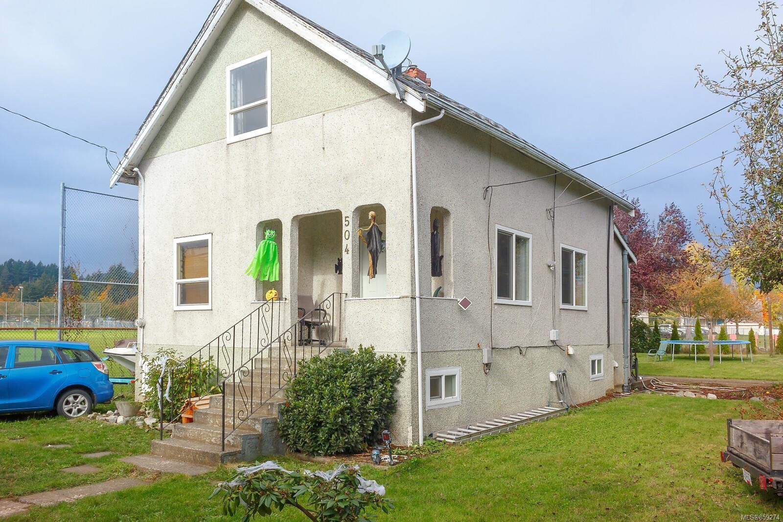 Main Photo: 504 7th St in : Na South Nanaimo House for sale (Nanaimo)  : MLS®# 859274
