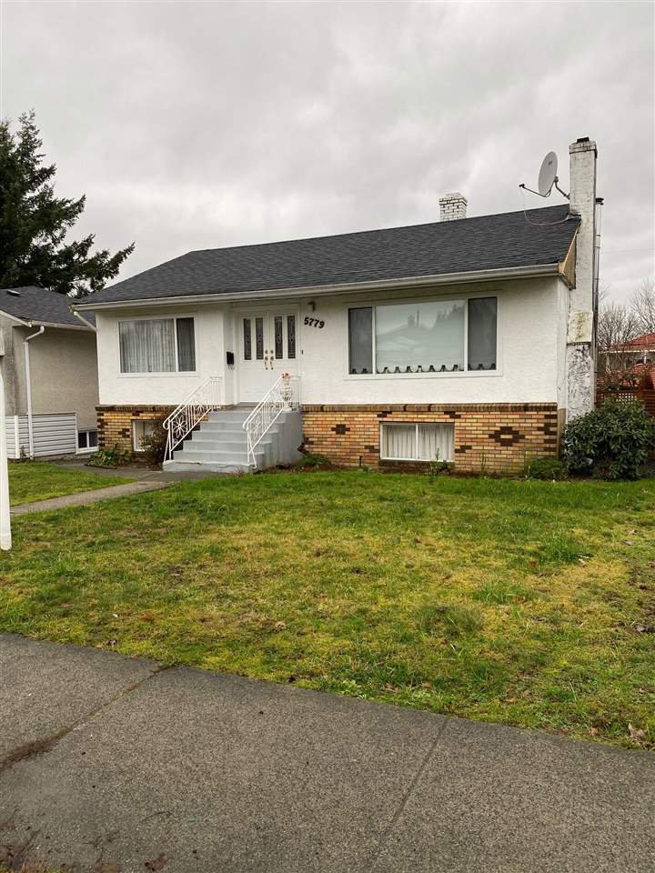 Main Photo: 5779 CLARENDON Street in Vancouver: Killarney VE House for sale (Vancouver East)  : MLS®# R2527690