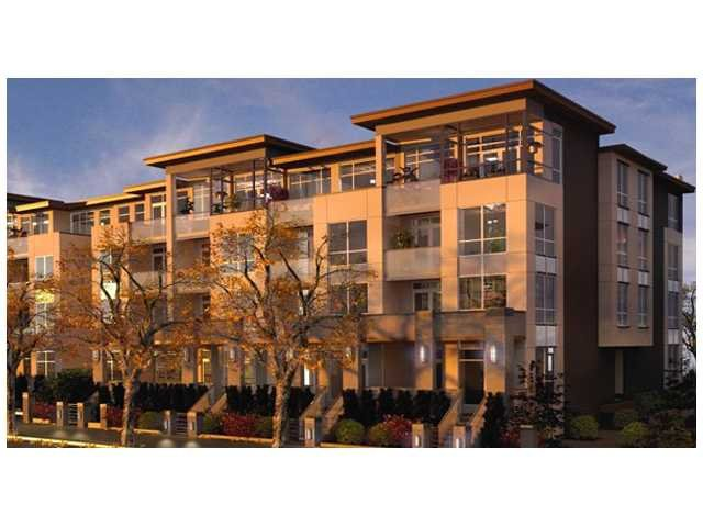 Main Photo: # 202 21 8TH AV in New Westminster: GlenBrooke North Condo for sale : MLS®# V891562