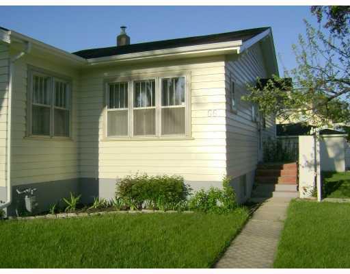 Main Photo: 661 INGERSOLL Street in WINNIPEG: West End / Wolseley Residential for sale (West Winnipeg)  : MLS®# 2809142