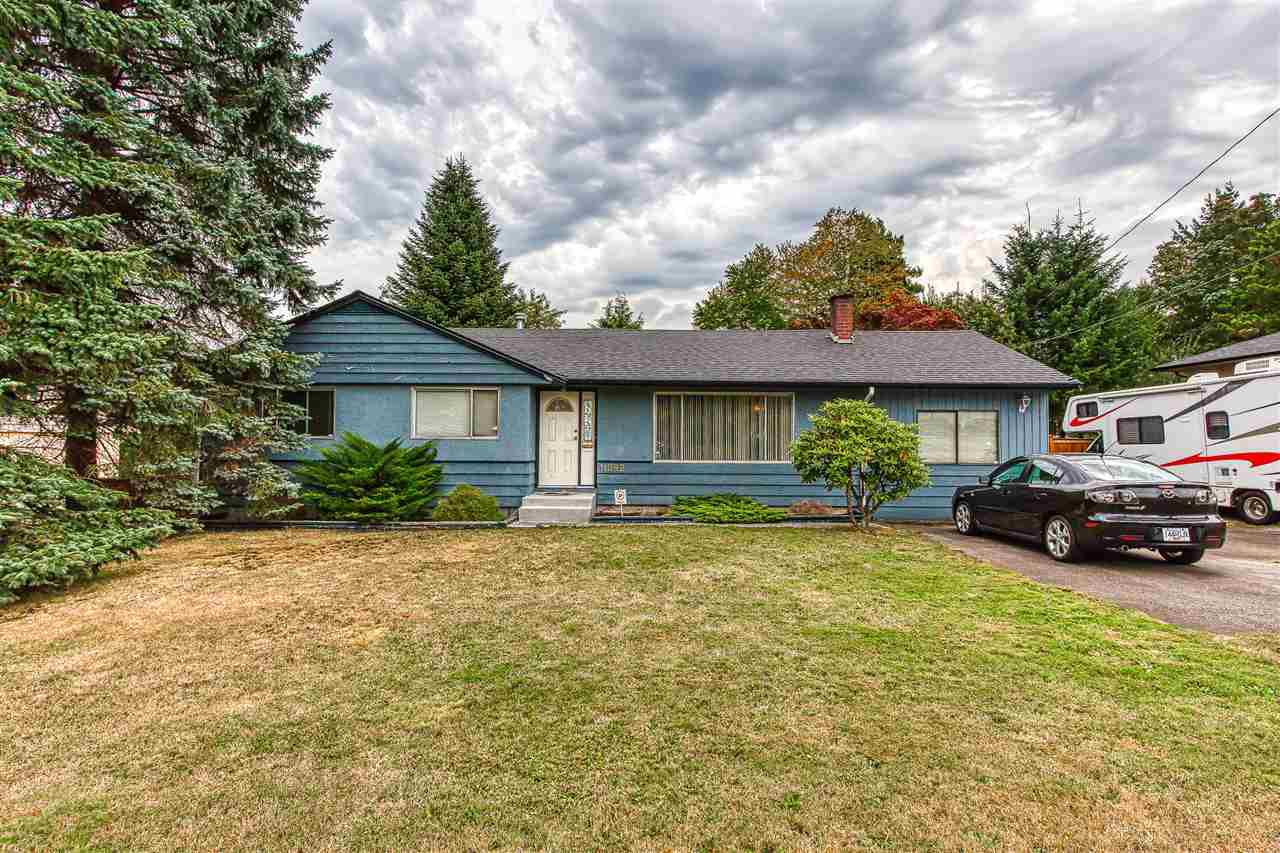 Main Photo: 11092 147A Street in Surrey: Bolivar Heights House for sale (North Surrey)  : MLS®# R2403360