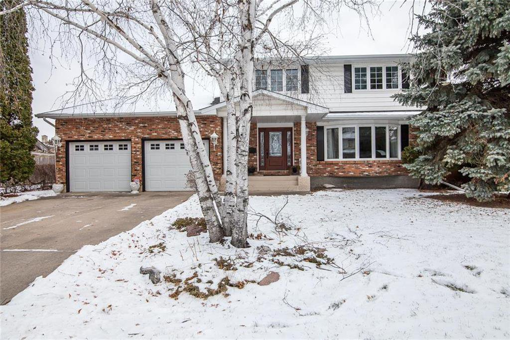 Main Photo: 46 Hagen Drive in Winnipeg: Westwood Residential for sale (5G)  : MLS®# 1928507