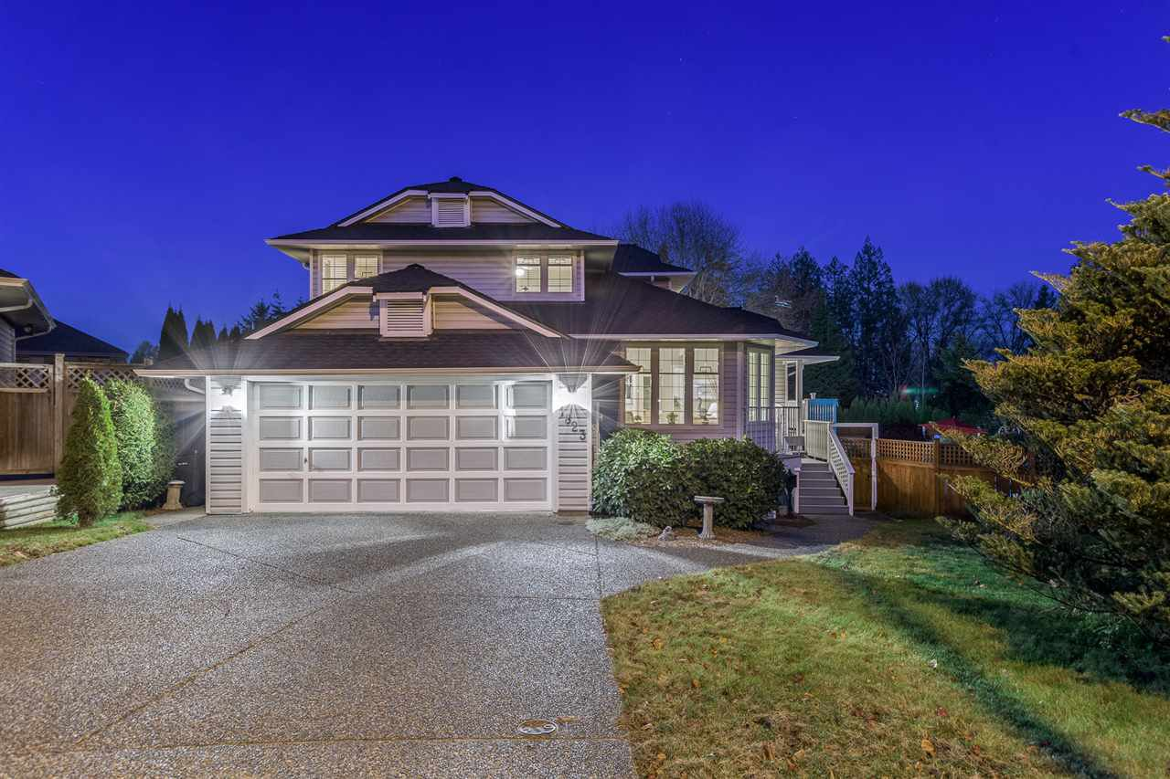 Main Photo: 1823 YUKON Avenue in Port Coquitlam: Citadel PQ House for sale : MLS®# R2418775