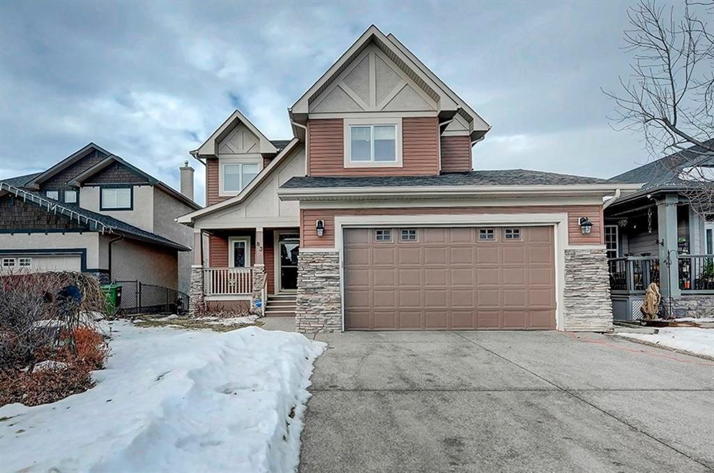 Main Photo: 83 HIDDEN CREEK PT NW in Calgary: Hidden Valley Detached for sale : MLS®# C4282209