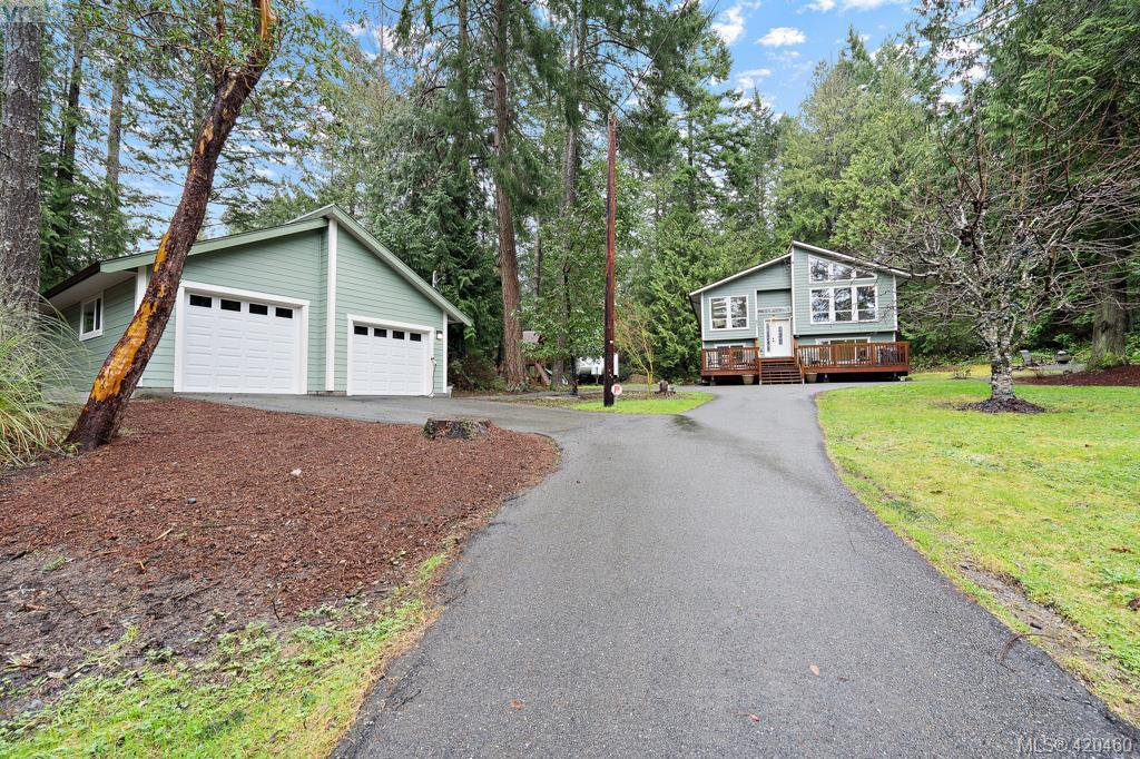 Main Photo: 727 Kitwanga Place in NORTH SAANICH: NS Deep Cove Single Family Detached for sale (North Saanich)  : MLS®# 420460