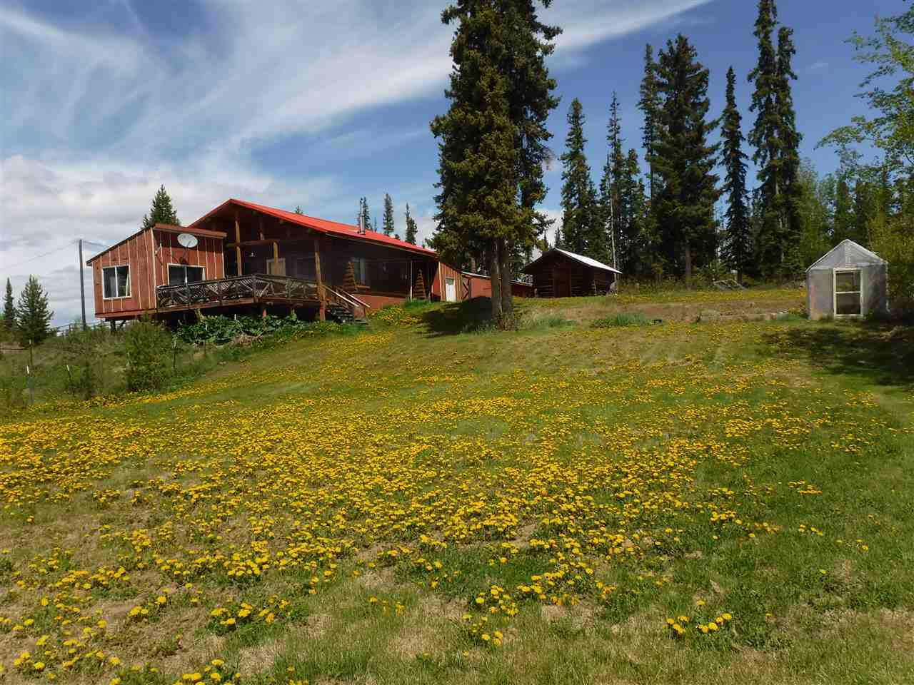 Photo 4: Photos: 2751 REED ROAD in Williams Lake: Williams Lake - Rural West House for sale (Williams Lake (Zone 27))  : MLS®# R2460768