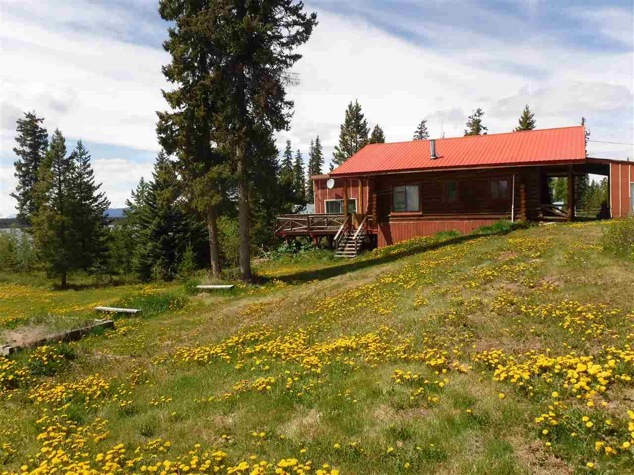 Photo 3: Photos: 2751 REED ROAD in Williams Lake: Williams Lake - Rural West House for sale (Williams Lake (Zone 27))  : MLS®# R2460768
