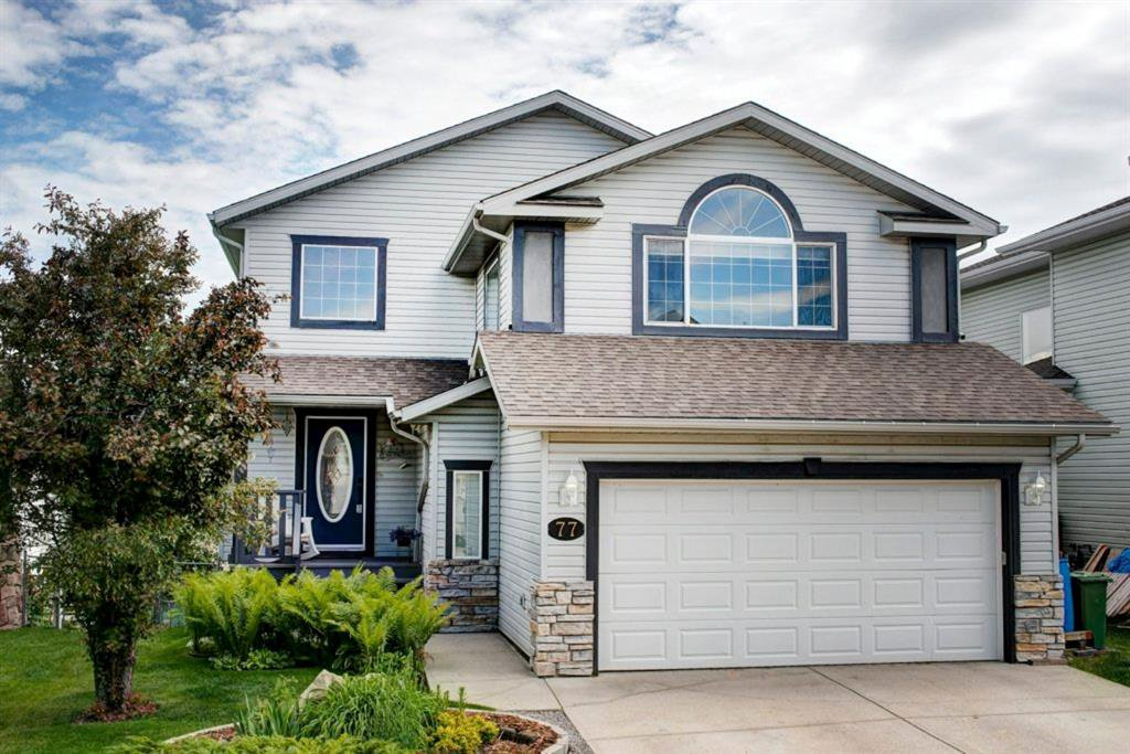 Main Photo: 77 Sheep River Crescent: Okotoks Detached for sale : MLS®# A1010919