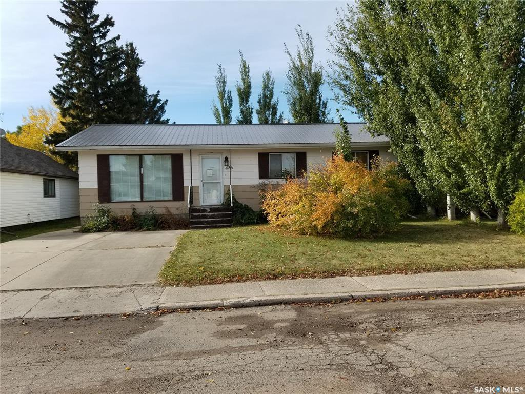 Main Photo: 436 6th Avenue East in Unity: Residential for sale : MLS®# SK833979