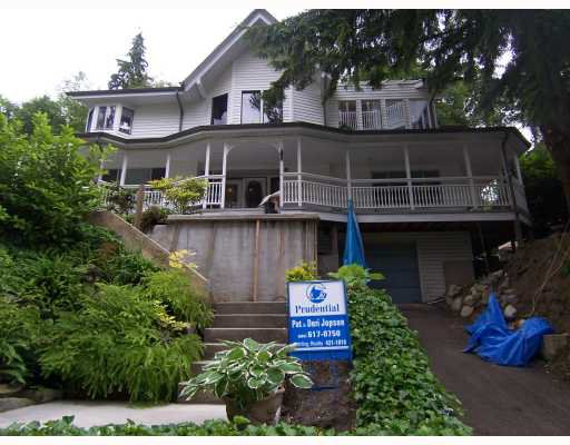 Main Photo: 2905 JANE Street in Port_Moody: Port Moody Centre House for sale (Port Moody)  : MLS®# V656075