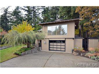 Main Photo: 2530 Chelsea Place in VICTORIA: SE Cadboro Bay Residential for sale (Saanich East)  : MLS®# 301465