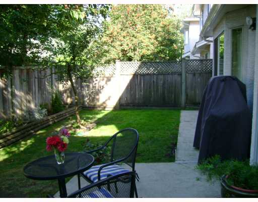 "Photo 5: Photos: 97 10000 FISHER Gate in Richmond: West Cambie Townhouse for sale in ""ALDERBRIDGE ESTATES"" : MLS®# V665281"
