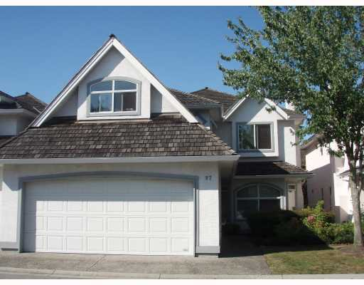 "Photo 1: Photos: 97 10000 FISHER Gate in Richmond: West Cambie Townhouse for sale in ""ALDERBRIDGE ESTATES"" : MLS®# V665281"