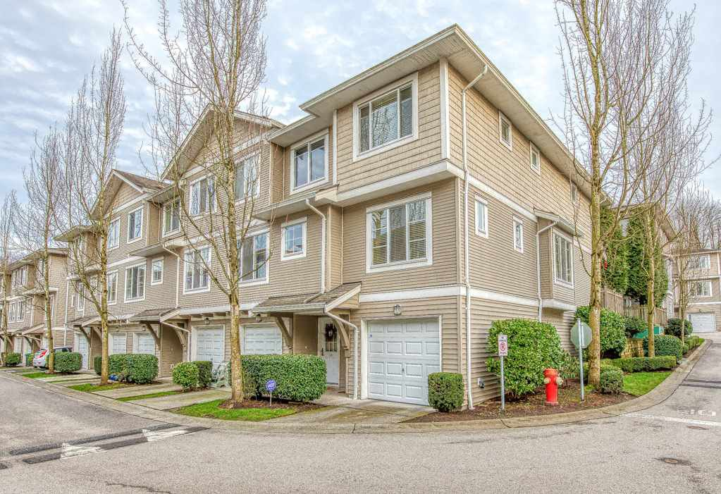 Main Photo: 42 15155 62A Street in Surrey: East Newton Townhouse for sale : MLS®# R2434939