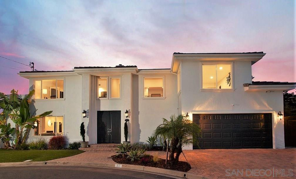 Main Photo: LA JOLLA House for sale : 4 bedrooms : 918 SANDPIPER PL