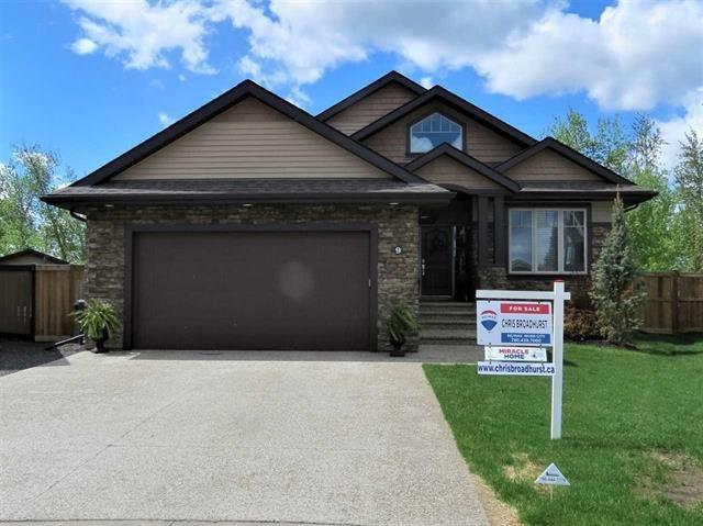 Main Photo: 9 ASPENGLEN Cove: Spruce Grove House for sale : MLS®# E4212464