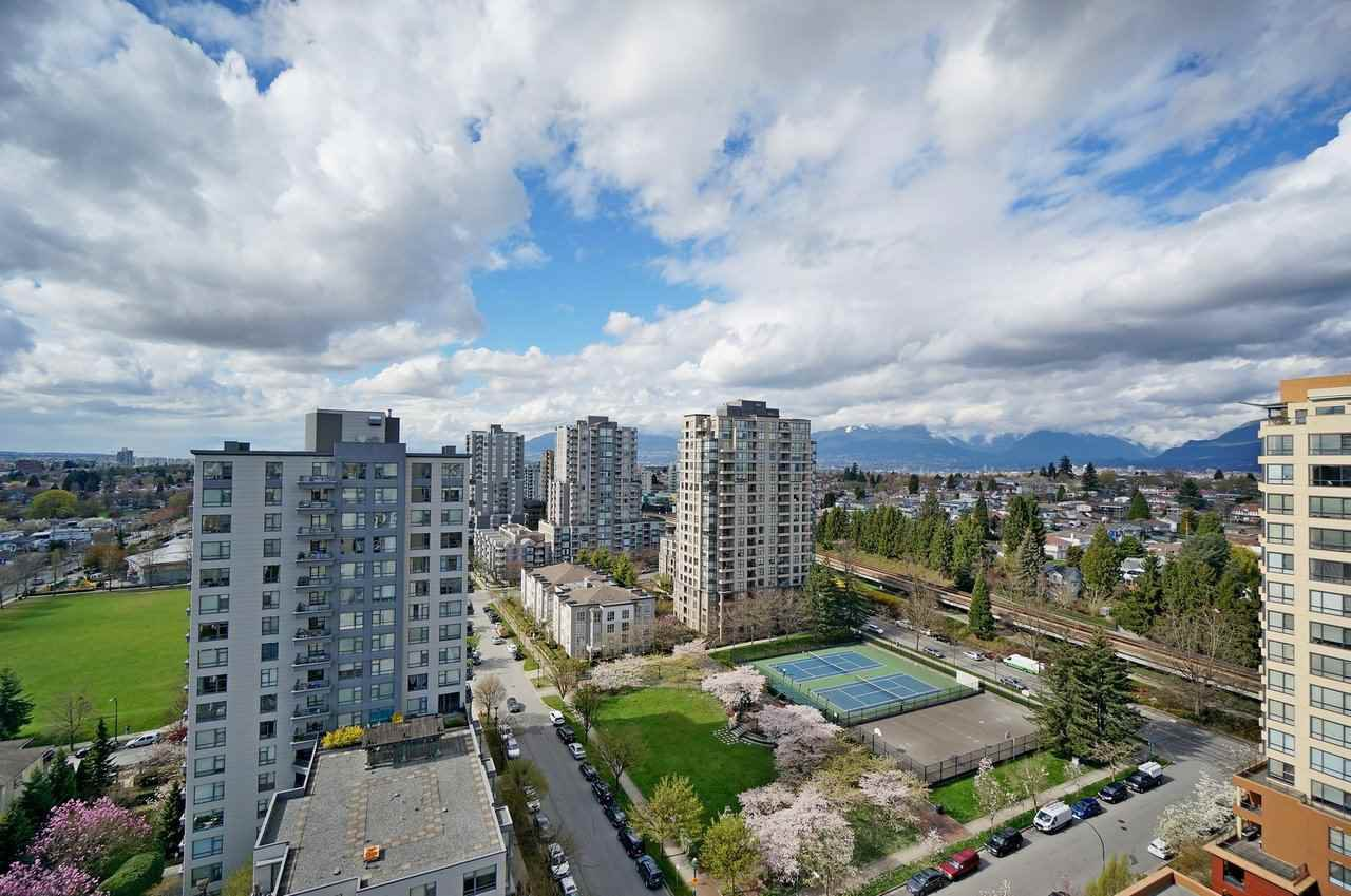 Main Photo: 1909 3588 CROWLEY Drive in Vancouver: Collingwood VE Condo for sale (Vancouver East)  : MLS®# R2506989