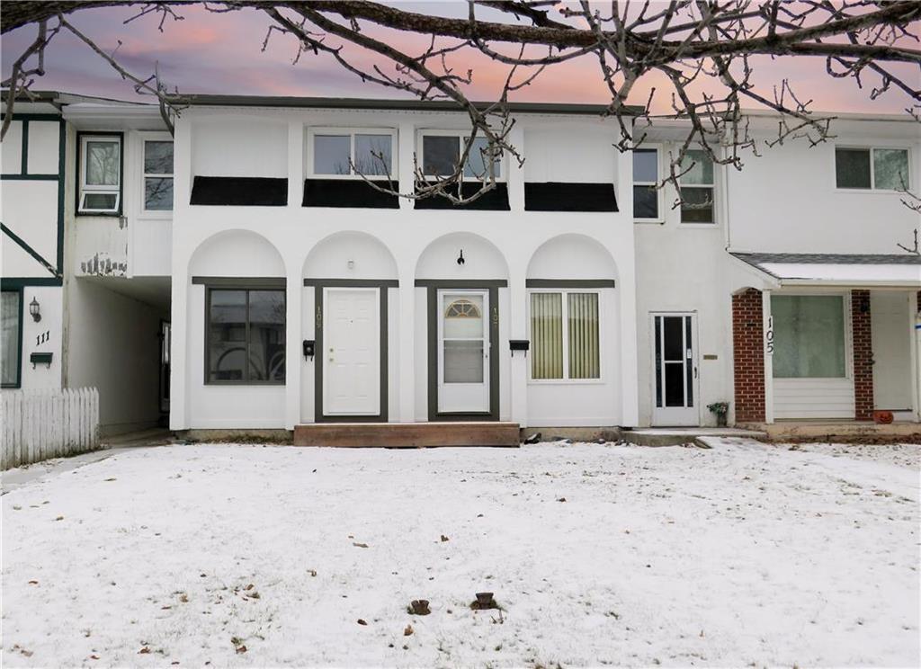 Main Photo: 109 Westgrove Way in Winnipeg: Westdale Residential for sale (1H)  : MLS®# 202028521