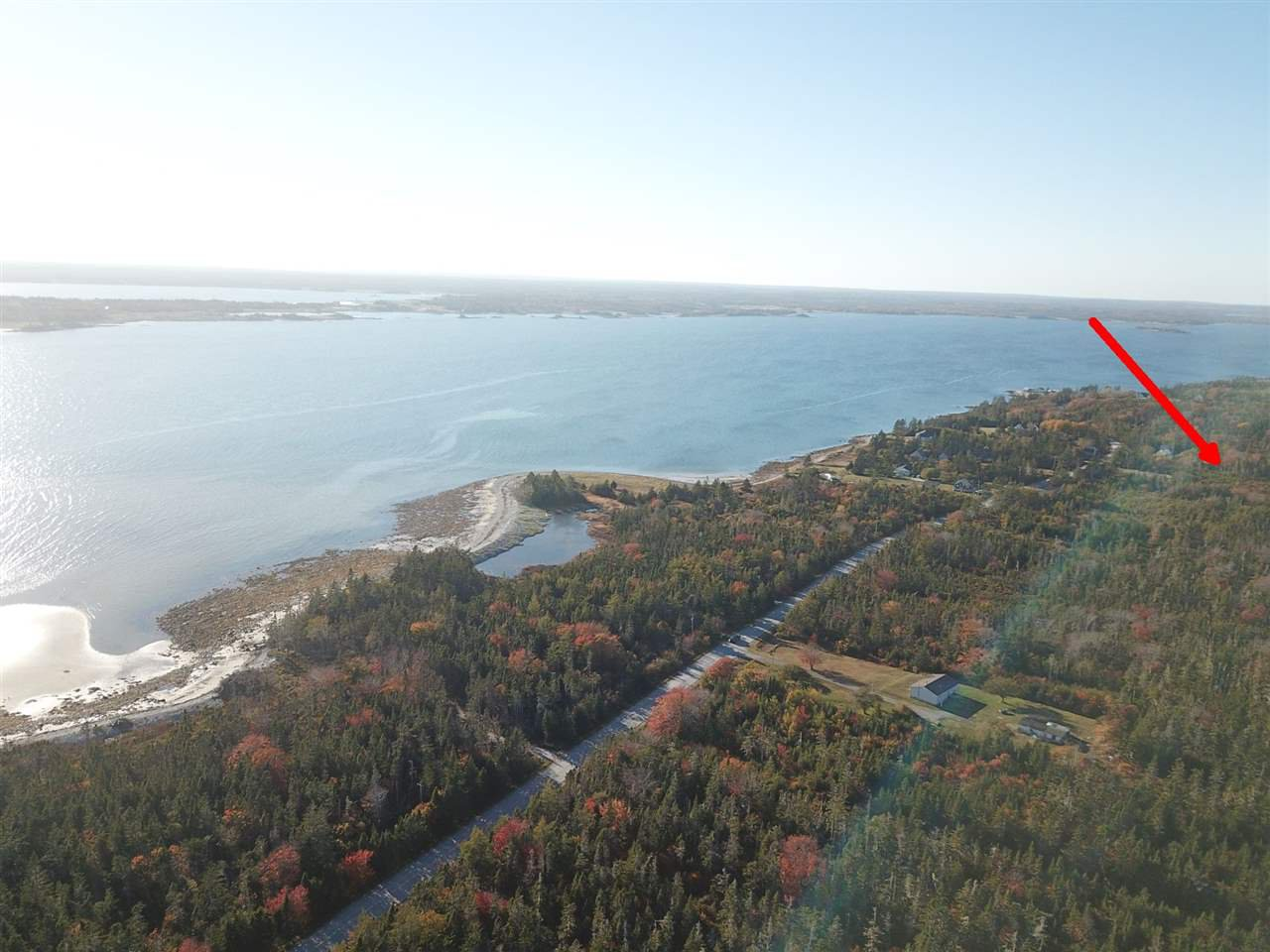 Main Photo: Lot Shore Road in North East Harbour: 407-Shelburne County Vacant Land for sale (South Shore)  : MLS®# 202024877