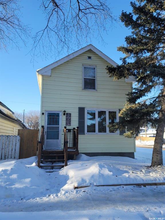 Main Photo: 1339 B Avenue North in Saskatoon: Mayfair Residential for sale : MLS®# SK838675