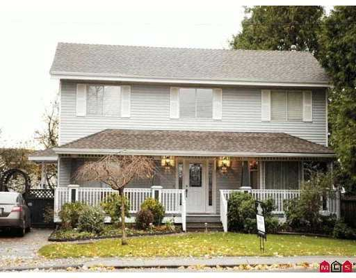 Main Photo: 5971 184 Street in Cloverdale: Cloverdale BC House for sale : MLS®# F2624769