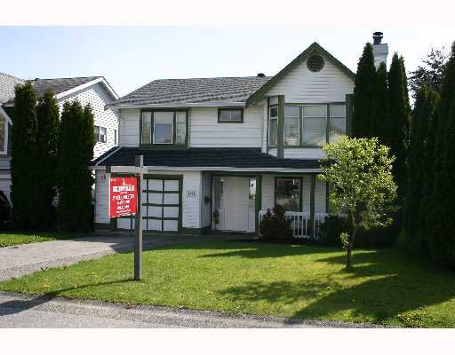 Main Photo: 751 EVANS Place in Port_Coquitlam: Riverwood House for sale (Port Coquitlam)  : MLS®# V644297