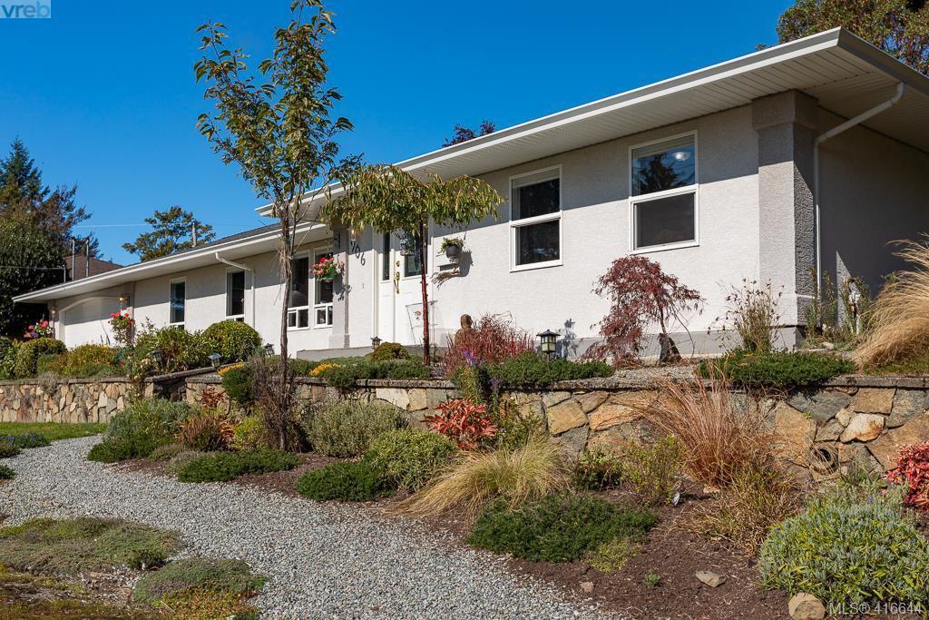 Main Photo: 906 Parklands Dr in VICTORIA: Es Gorge Vale House for sale (Esquimalt)  : MLS®# 826499