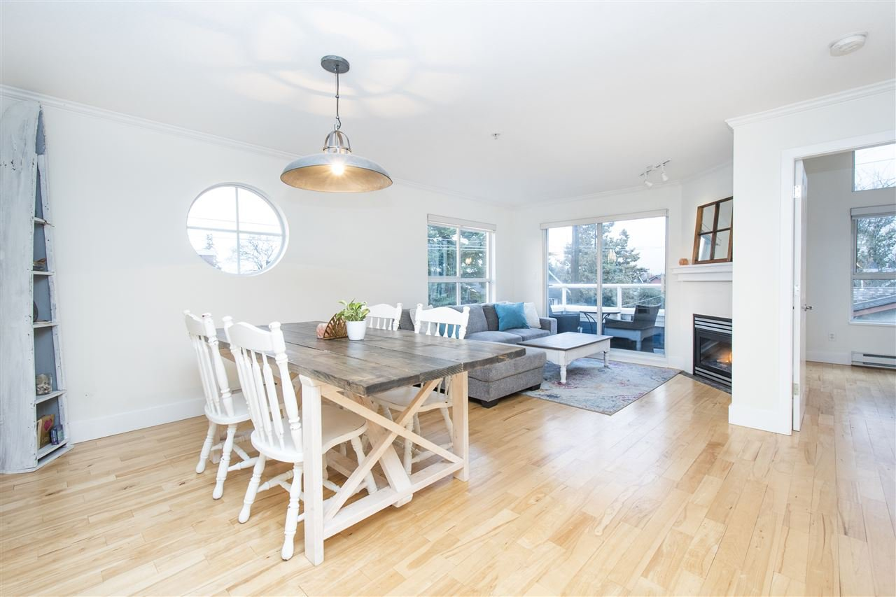 Main Photo: 405 1990 DUNBAR Street in Vancouver: Kitsilano Condo for sale (Vancouver West)  : MLS®# R2420478