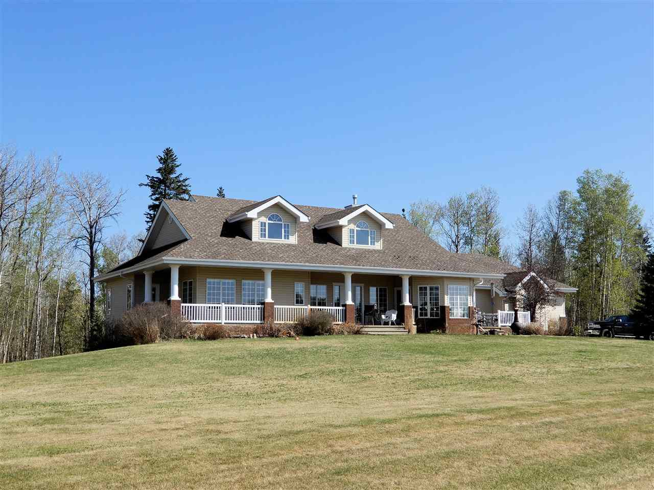 Main Photo: 54515 RGE RD 275: Rural Sturgeon County House for sale : MLS®# E4180731