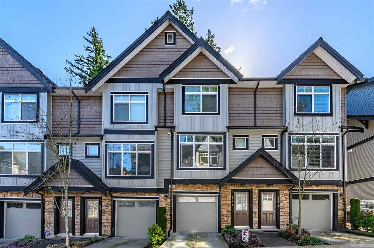 "Main Photo: 154 6299 144 Street in Surrey: Sullivan Station Townhouse for sale in ""ALTURA"" : MLS®# R2444836"