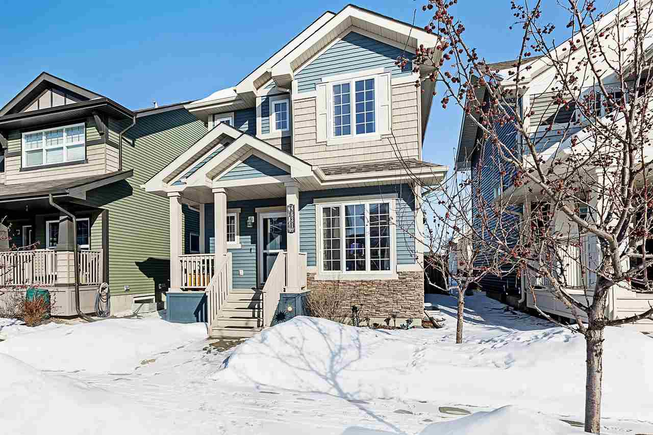 Main Photo: 4631 CRABAPPLE Run in Edmonton: Zone 53 House for sale : MLS®# E4191772