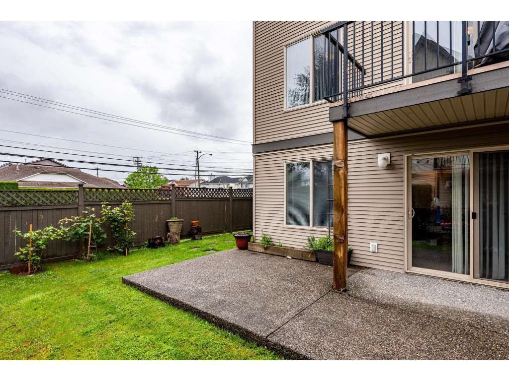 """Photo 36: Photos: 68 5556 PEACH Road in Chilliwack: Vedder S Watson-Promontory Townhouse for sale in """"The Gables at Riverbend"""" (Sardis)  : MLS®# R2453710"""