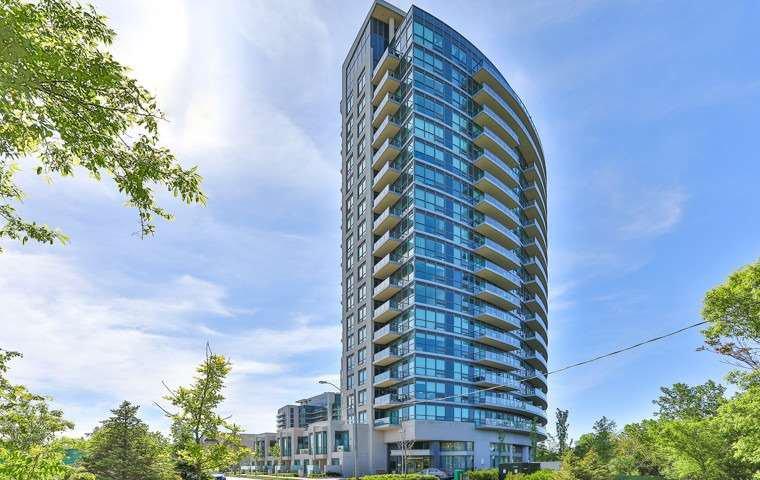 Main Photo: Ph 08 160 Vanderhoof Avenue in Toronto: Leaside Condo for lease (Toronto C11)  : MLS®# C4851823