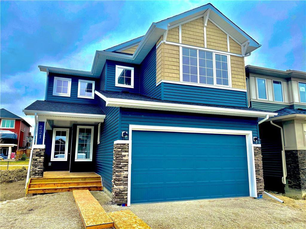 Main Photo: 221 RAVENSTERN Crescent SE: Airdrie Detached for sale : MLS®# A1019366