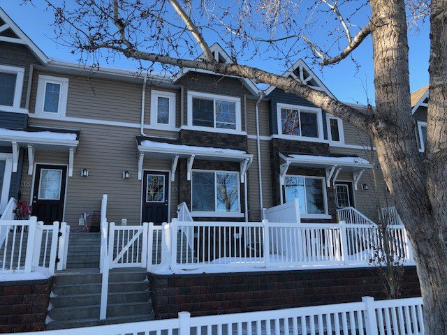Main Photo: 19 14621 121 Street in Edmonton: Zone 27 Townhouse for sale : MLS®# E4223755