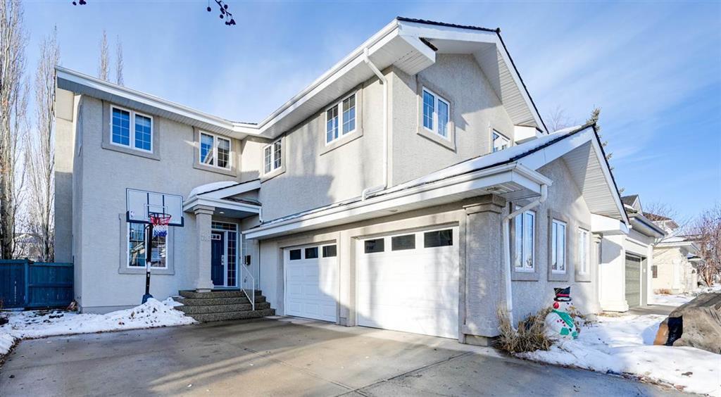Main Photo: 710 DALHOUSIE Way NW in Edmonton: House for sale