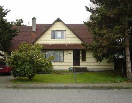 Main Photo: 10120 ALGONQUIN Drive in Richmond: McNair House for sale : MLS®# V640708