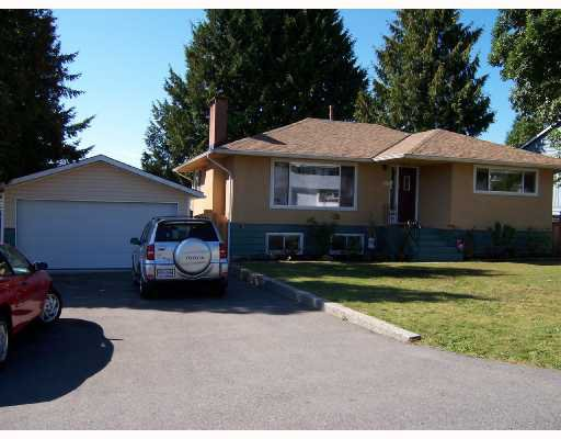 Main Photo: 438 LAKEVIEW Street in Coquitlam: Central Coquitlam House for sale : MLS®# V669278