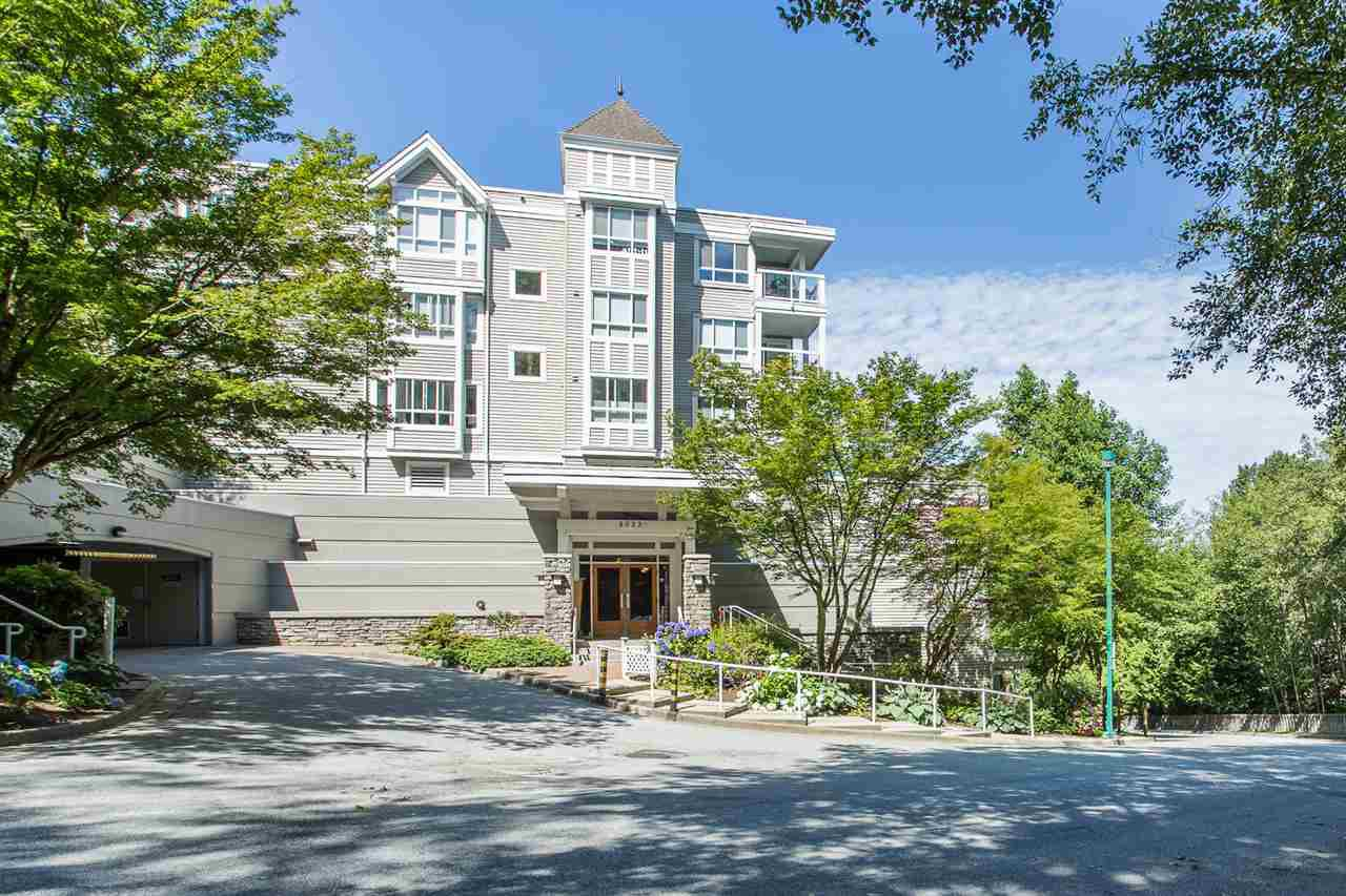 "Main Photo: 109 3033 TERRAVISTA Place in Port Moody: Port Moody Centre Condo for sale in ""THE GLENMORE"" : MLS®# R2393492"