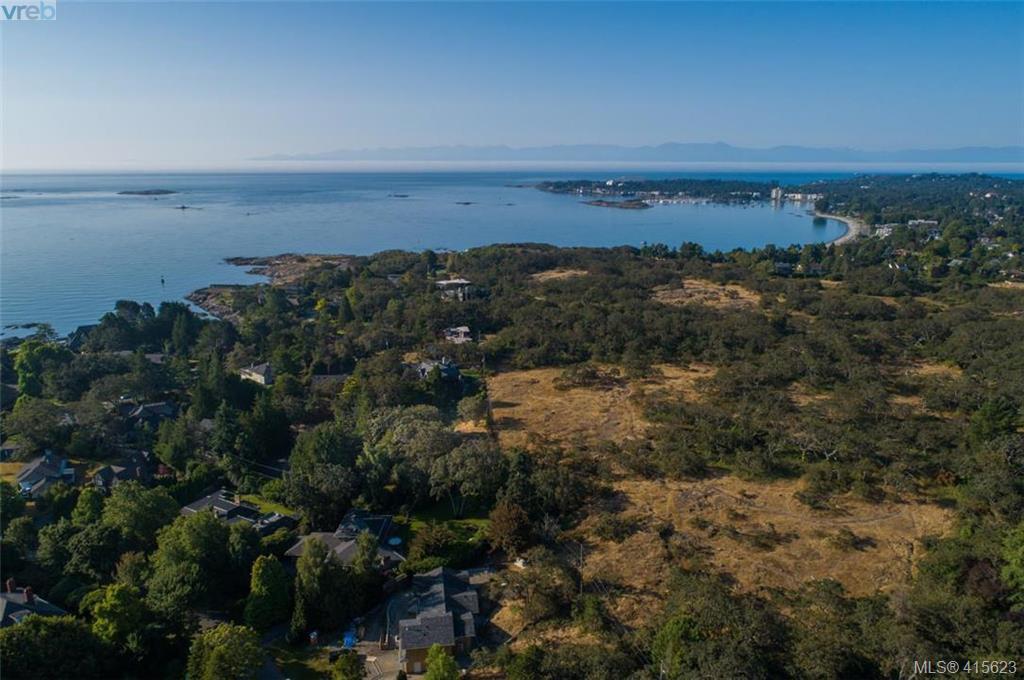 Main Photo: 3000 Valdez Place in VICTORIA: OB Uplands Land for sale (Oak Bay)  : MLS®# 415623