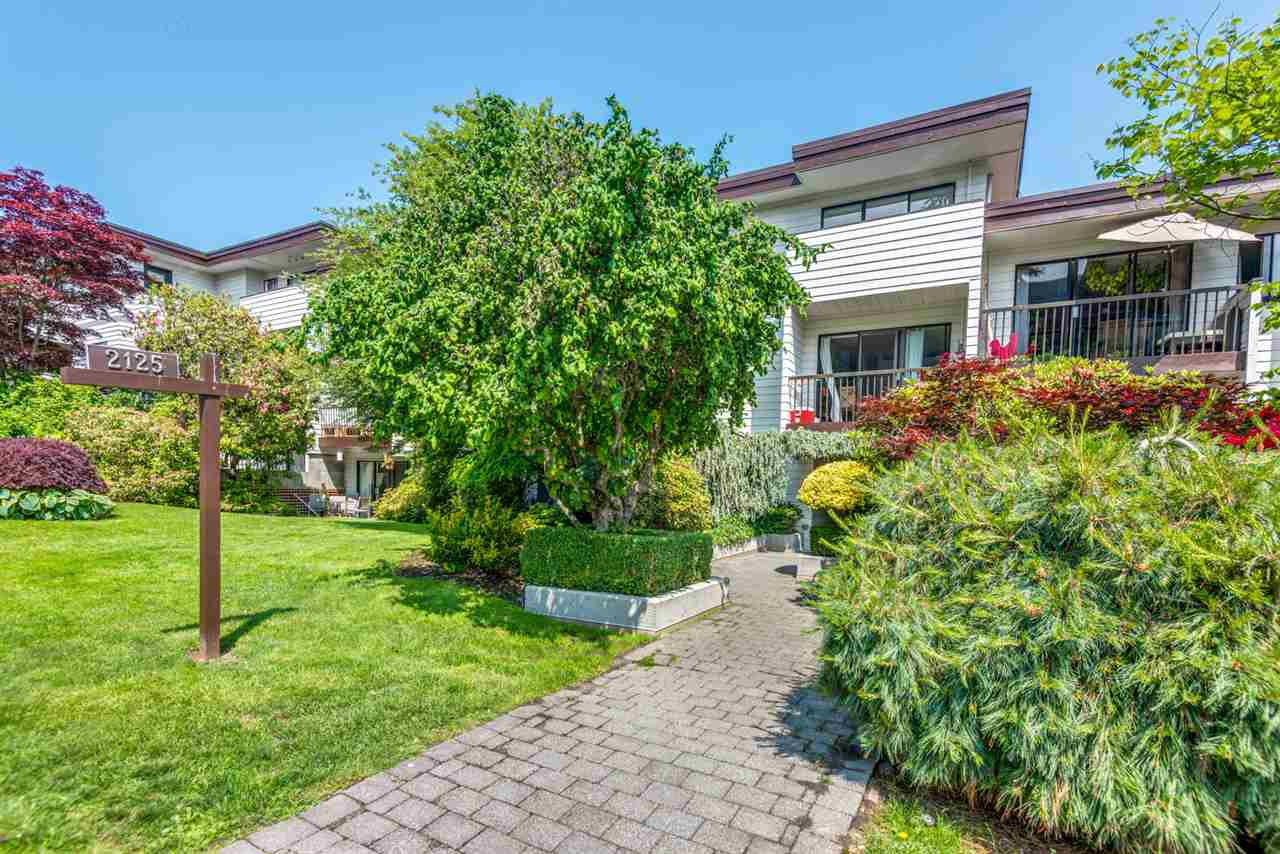 Main Photo: 208 2125 W 2ND AVENUE in : Kitsilano Condo for sale : MLS®# R2376343