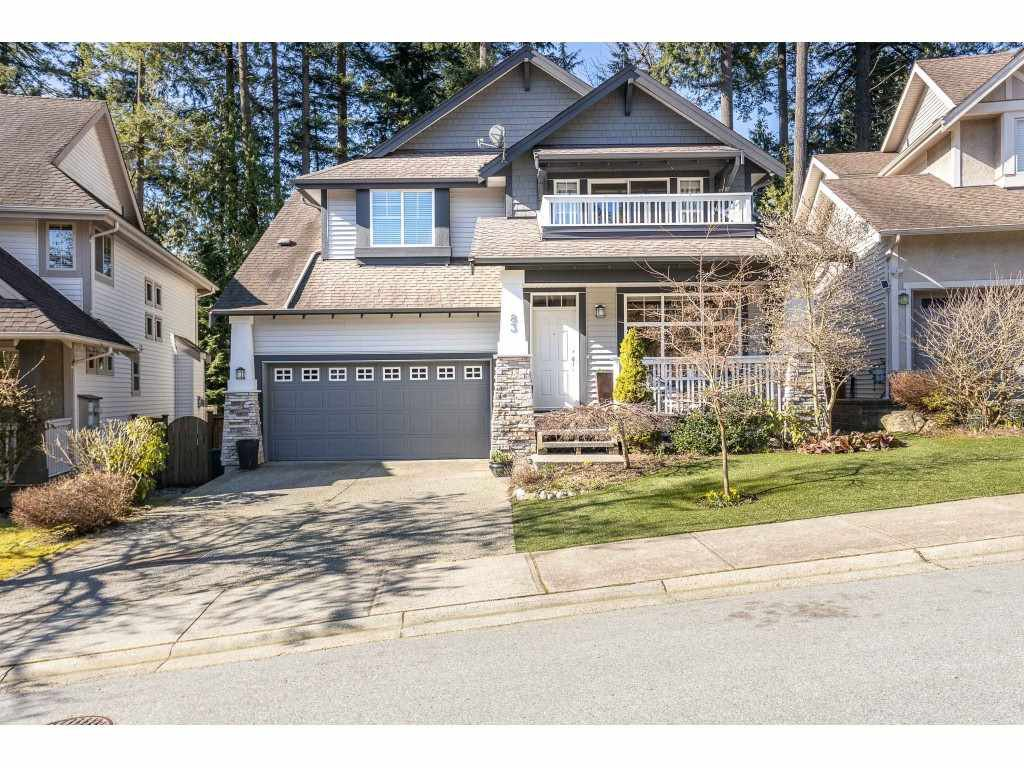 "Main Photo: 83 HOLLY Drive in Port Moody: Heritage Woods PM House for sale in ""HERITAGE WOODS"" : MLS®# R2445890"