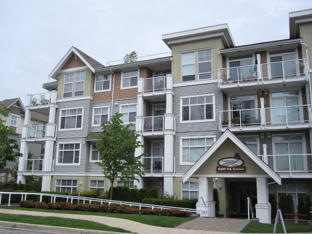 Main Photo: 207 15299 17A Avenue in Surrey: King George Corridor Condo for sale (South Surrey White Rock)