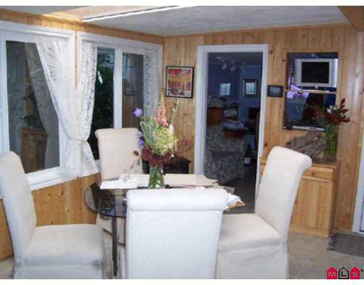 """Photo 5: Photos: 37 15875 20TH Avenue in White_Rock: King George Corridor Manufactured Home for sale in """"Searidge Park"""" (South Surrey White Rock)  : MLS®# F2713906"""