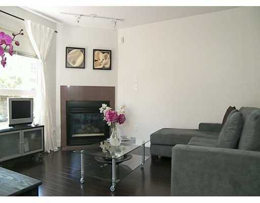 Main Photo: 107 1195 W 8TH AV in Vancouver: Fairview VW Townhouse for sale (Vancouver West)  : MLS®# V599925