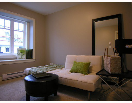 Photo 6: Photos: 2868 SPRUCE Street in Vancouver: Fairview VW Townhouse for sale (Vancouver West)  : MLS®# V694898