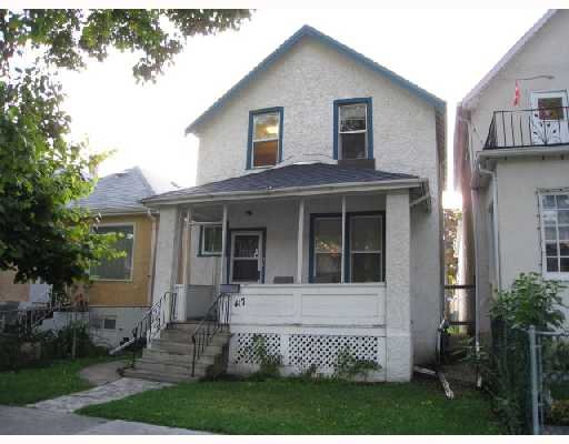 Main Photo: 417 Simcoe in Winnipeg: Residential for sale : MLS®# 2816285