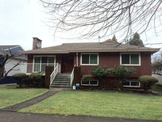 Main Photo: 4651 16TH Ave W in Vancouver West: Home for sale : MLS®# V1102656